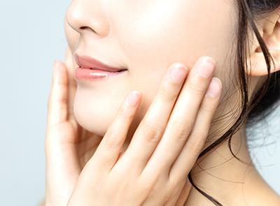 肌にハリとツヤを。美肌・美容効果